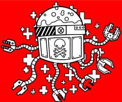 Felzmade Octorobot by ItsmeJonas