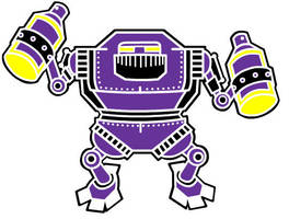 Felzmade Graffiti Robot by ItsmeJonas