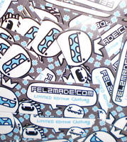 DA ID stickers by ItsmeJonas