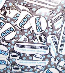 DA ID stickers by ItsmeJonas