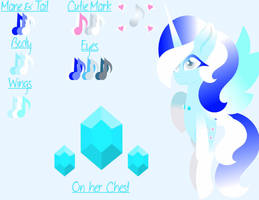 ~ Silver Song Colorguide ~ by SilverSonglicious