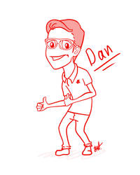 Dan the Man(ager) by LostS0cK