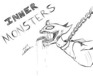 Inner Monsters by NatsuriSuzuki