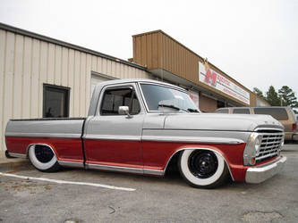 Pickup Ford by HBC999
