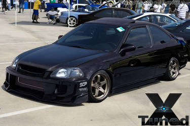Civic Black by HBC999