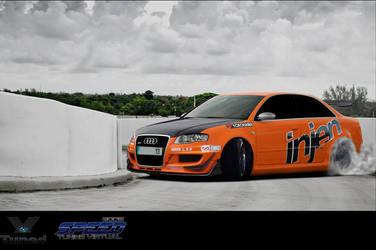 Audi Drift by HBC999