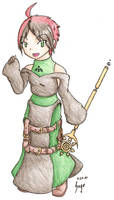 Mage Outfit - Colored by Sorata-San