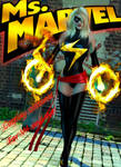 Ms Marvel costume for V4 and A4 by Terrymcg