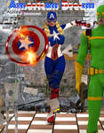 AmericanDream Cosplay Costume by Terrymcg