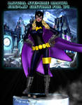 Batgirl SB cosplay costume for V4  by Terrymcg