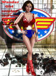 Wonder Girl cosplay costume for V4 by Terrymcg