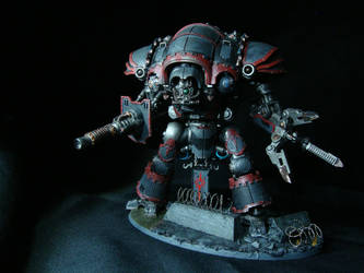Imperial Knight - Mother of Invention by Quiet-Lamp