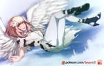 Durga Angel [Gravity Rush 2] by Layerx3
