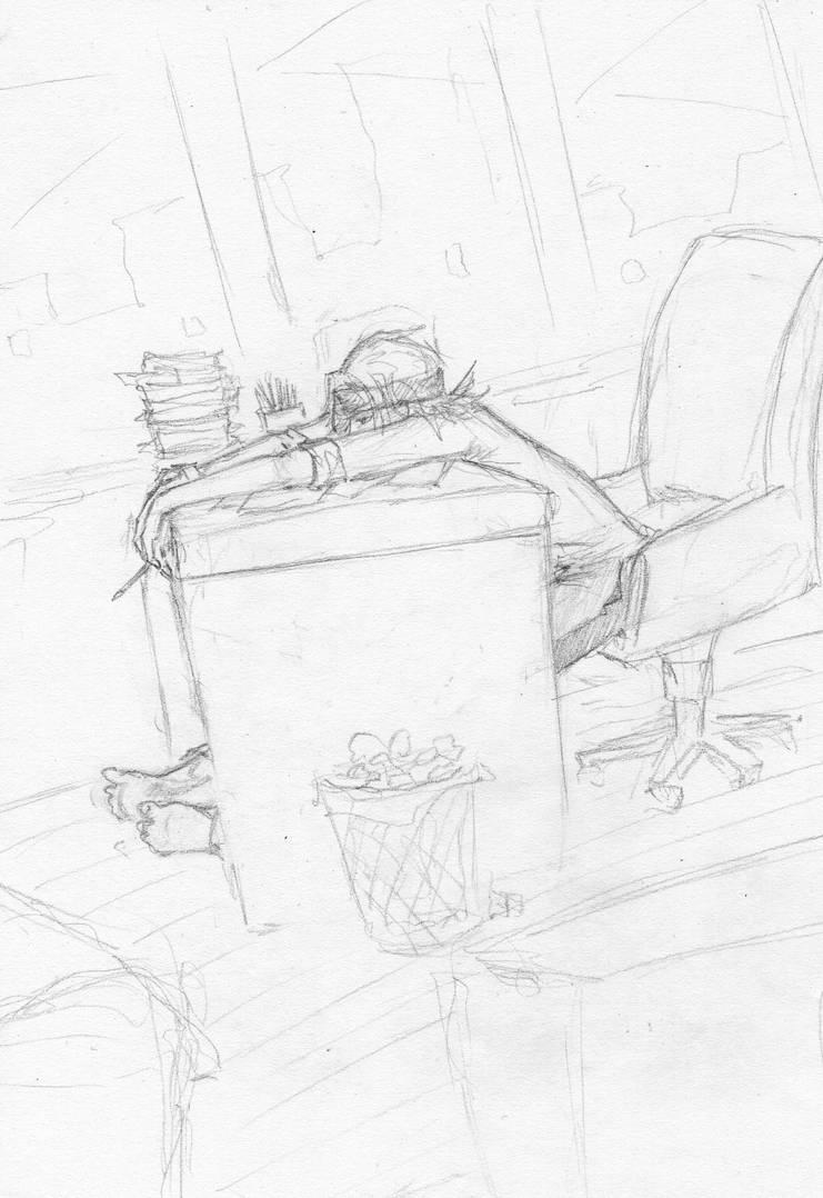 boredom by Shroe-desu