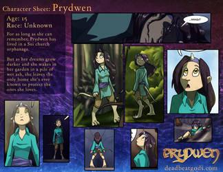 Character Sheet- Prydwen by deadbeatgods