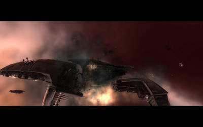 EVE online: Size matters by cadair