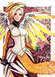 Mercy by tank-asa