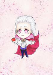 Chibi vampire by chidori-k