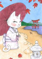 Miyajicat by chidori-k