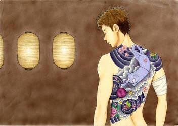 Yakuza by chidori-k