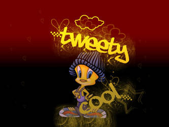 ms. tweety by redberets