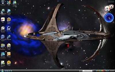 Desktop Background by NewPlanComics