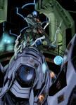 Big Game Hunter by NewPlanComics