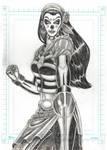 Roba Muerta by j4doll2 by NewPlanComics