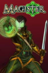 Magister by NewPlanComics