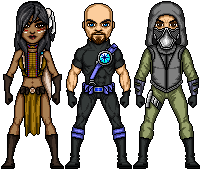 The Fugitives By Cptmeatman by NewPlanComics