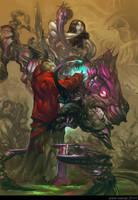 Alchemist by aoxenuk