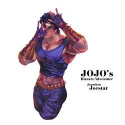JJBA: Jonathan Joestar by aoxenuk