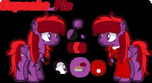 Cupcake Pie Reference Sheet by CupcakePie20