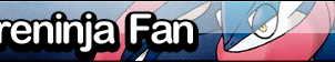 Greninja Fan Button by Amity-And-Sorrow