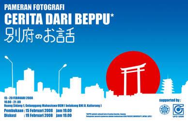 Poster 'Story from Beppu' by dubidubidams