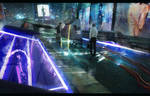 Cyberpunk City by AranniHK
