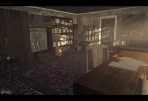 Project FOG - Matvey's Room 02 by AranniHK