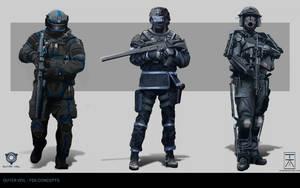 Outer Veil - FSA Faction Designs by AranniHK