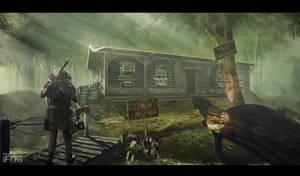 Project FOG - Matvey's House Overpaint by AranniHK