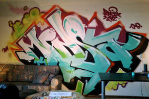 My Room Piece by M3nsa