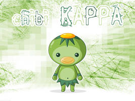Chibi Kappa by Frikimaru