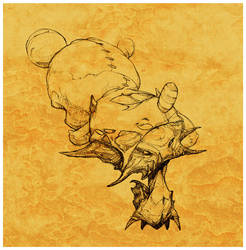 Thrumble 2 by MisterBlackwood