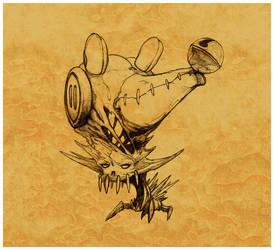 Thrumble 4 by MisterBlackwood