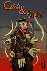 Odds and Ends Cover 1 - Mister Six by MisterBlackwood