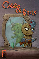 Odds and Ends Cover 2 - Mullligatawny by MisterBlackwood