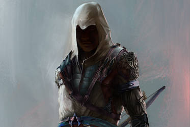 Assassin by Nahar-Doa