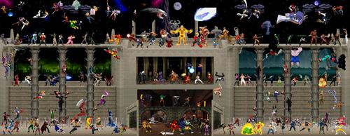 Video game Armageddon by Chimera495