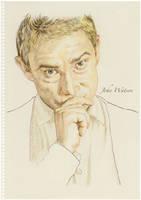 John Watson2 by 403shiomi