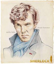 Sherlock Holmes 031 by 403shiomi