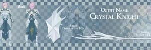 Lightning Returns Contest: Crystal Knight by Dark-Arya